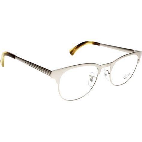Designer Glasses Rayban Rx6317 ban rx6317 2835 51 glasses shade station