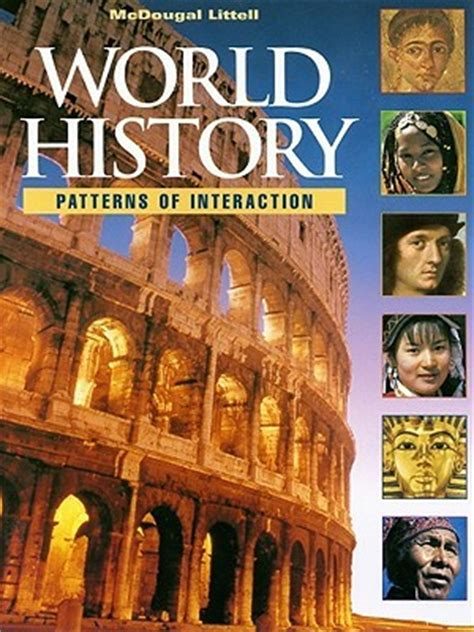 Pattern Of World History | world history patterns of interaction by roger b beck