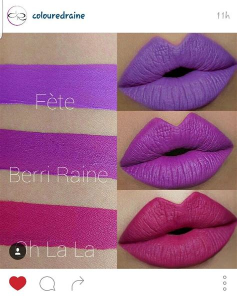colored lipstick 86 best images about coloured raine lipsticks on