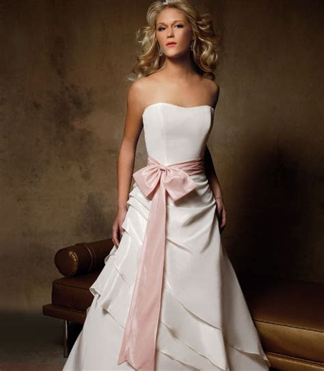 white wedding dresses 2009 white wedding dress best cosmobella wedding gowns