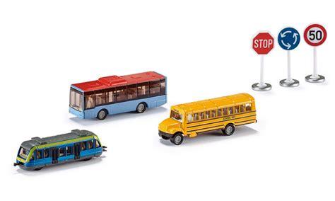 Siku Gift Set C miniaturen en modelbouw blister miniatuurshop