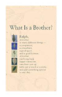 quot what is a brother quot birthday printable card blue