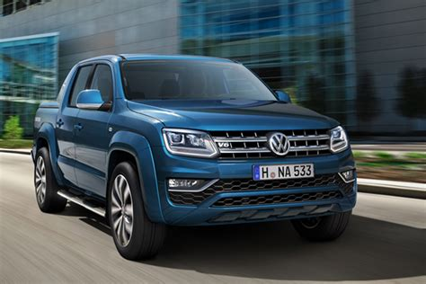 new vw prices new 2017 vw amarok on sale now launch prices revealed