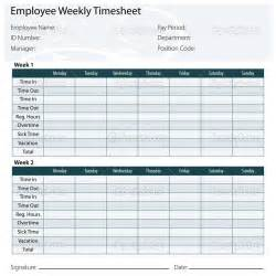 Timesheet Template by Pin Daily Timesheet Template On