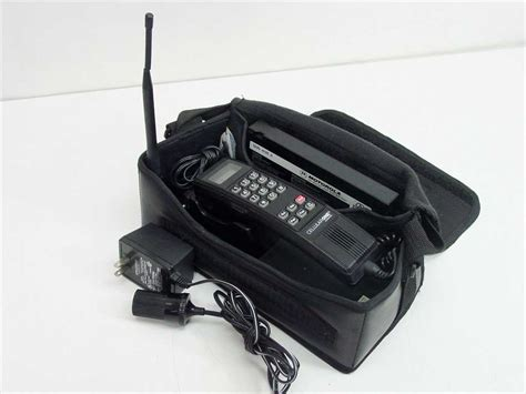 this was my first cell phone back in the early 90s a