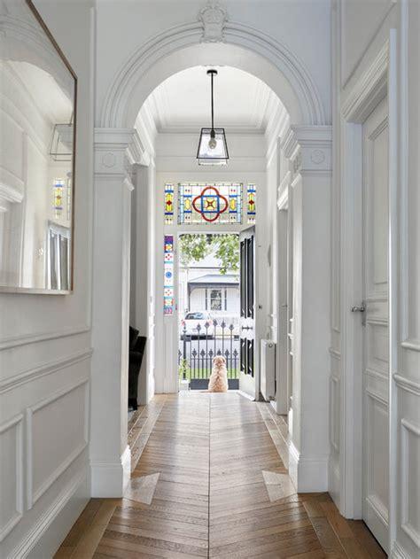 victorian hallway ideas houzz