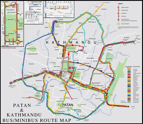 best route map kathmandu travel maps tourist map guide in kathmandu