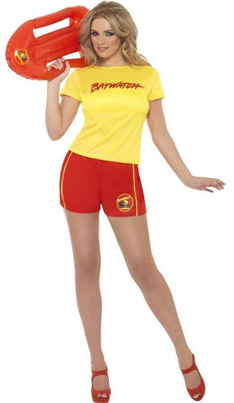 vrouwen baywatch kostuum feestbazaar nl