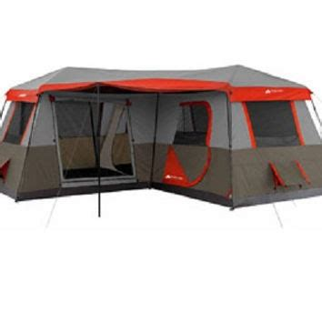ozark trail 12 person 3 room cabin tent 12 person 3 room instant cabin tent ozark from chuntlive