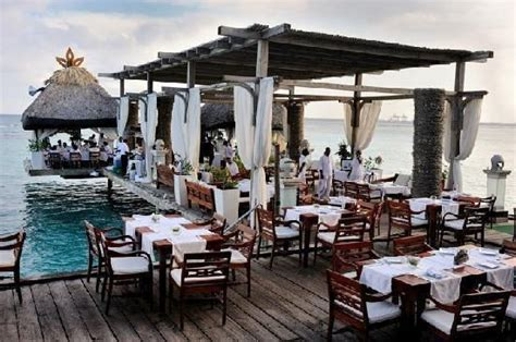 Most beautiful restaurant I've ever eaten at in Boca Chica