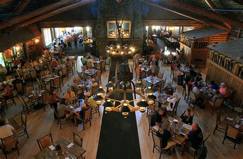 Old Faithful Inn Dining Room by Old Faithful Inn Dining Room Flickr Photo Sharing