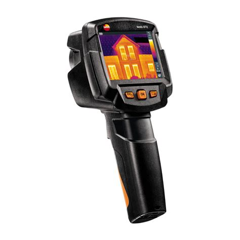 welcome home testo testo malaysia 872 thermal imager w app test