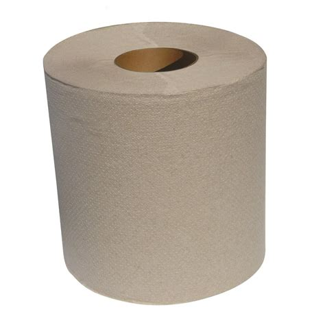 What Makes A Paper Towel Absorbent - confidence 410115 premium roll paper towels brown 550