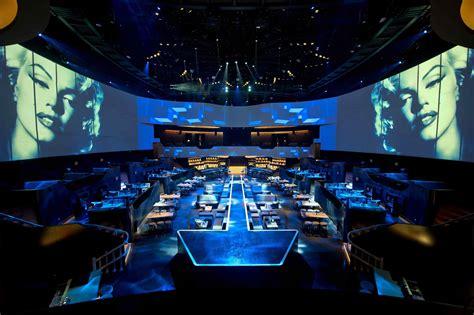 Interior Projection Mapping by O1ne Nightclub Yas Island Abu Dhabi Smf