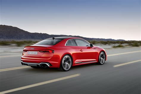 audi r5 coupe 2017 audi rs5 coupe launched in europe priced from 80 900