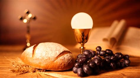 Awesome Catholic Church Online Sunday Mass #2: Holy-communion-religion-background_ror1qnn4__F0000.png