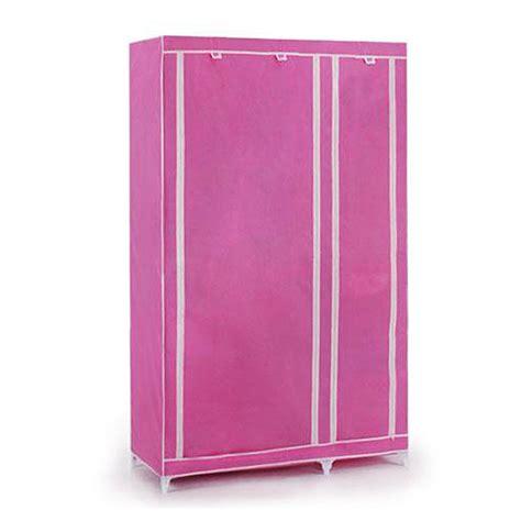 dsha new foldable canvas wardrobe storage