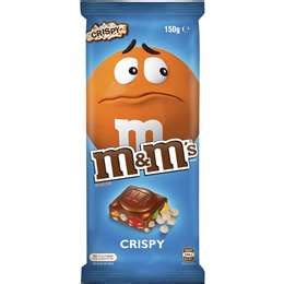 M M S Block Chocolate Almond 155g woolworths supermarket buy groceries