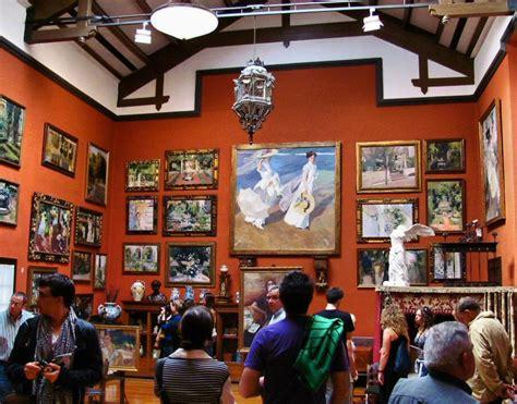 casa de sorolla madrid horarios visita museo sorolla viajar a madrid