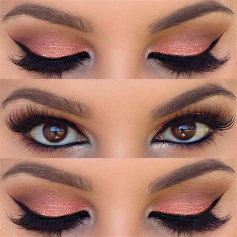 makeup tutorial for quinceanera coral eye makeup coral eyeshadow and orange eyeshadow on