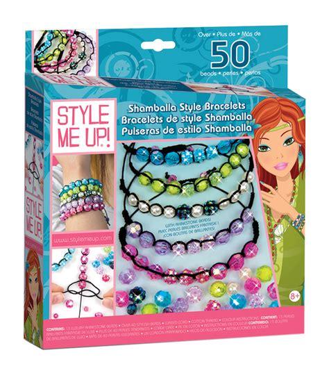 style me up shamballa bracelet kit at joann
