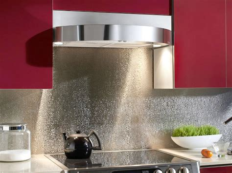stainless steel kitchen backsplash 20 stainless steel kitchen backsplashes kitchen ideas