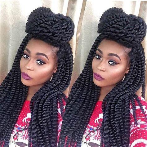 crochet hairstyles instagram 41 chic crochet braid hairstyles for black hair