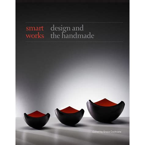Handmade Book Cover Design - smart works design and the handmade museum of applied