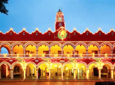 edificios coloniales de merida meridadeyucatancom