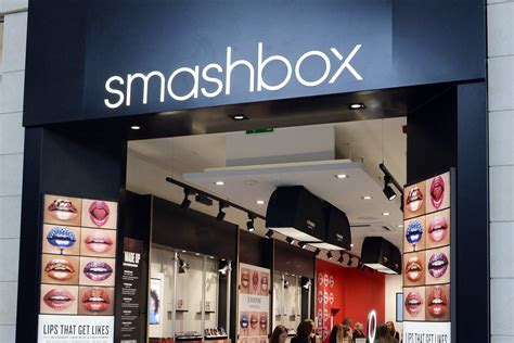 Lipstik Shop smashbox enters south east with new store at bluewater