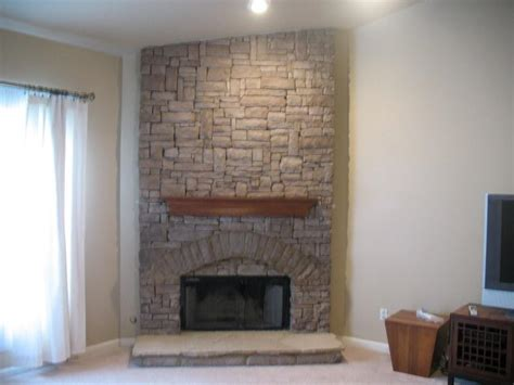 Stack Fireplace by Stacked For A Fireplace Simple Home Decoration