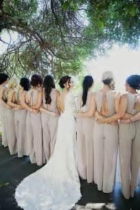 The Hottest Wedding Trend: 25 Stylish Bridesmaids Jumpsuits   Decor Advisor