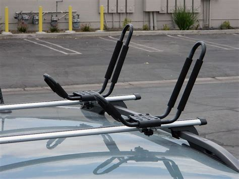 canoe rack for boat 1 pair canoe boat kayak roof rack car suv truck top mount
