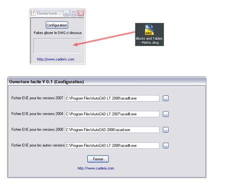 format dwg ouvrir comment ouvrir fichier dxf avec autocad