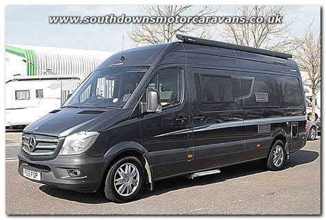 Southdowns   Used Lunar Landstar EW Mercedes Sprinter 316 CDI 2.2L Automatic Van Conversion