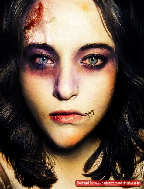 tutorial photoshop zombie effect creating a scary zombie photo effect in photoshop