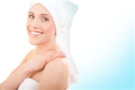 After Shower by Skin Care In Winter