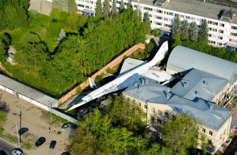 backyard airplane in russia supersonic planes can be found in your backyard