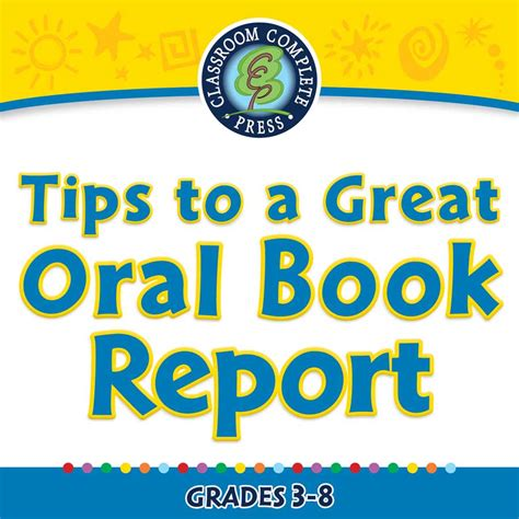 tips on writing a book report how to write a book report tips to a great book