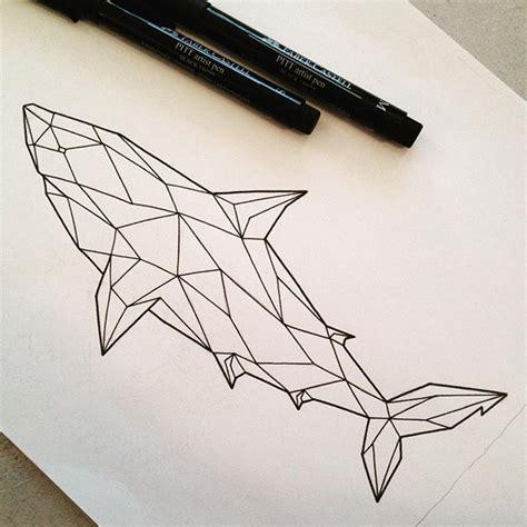 geometric tattoo edinburgh image gallery shark tattoo