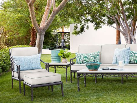 outdoor furniture collection patio things the all new arbre outdoor furniture collection by brown