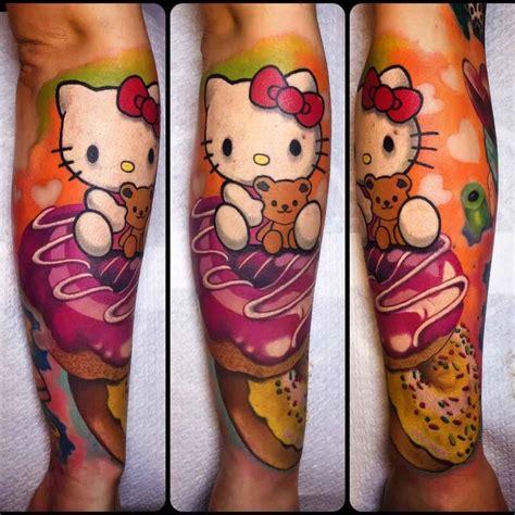 hello kitty tattoo ideas hello arm best ideas gallery