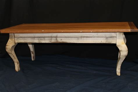 antique coffee table legs 53 x 23 5 18 vintage coffee table with white