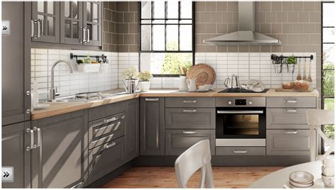 grey kitchen cabinets ikea ikea liding 246 grey kitchen kitchen reno pinterest
