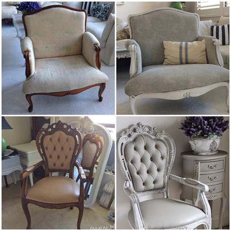 diy chalk paint for upholstery to these painted chair makeovers i did a while