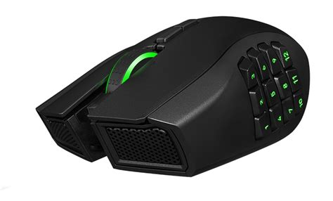 Mouse Razer Naga Epic razer announces naga epic chroma wireless mmo mouse legit reviews