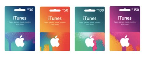 Itunes Gift Card Can Be Used In App Store - good news for apple fans itunes gift cards now available in singapore