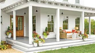 Southern Living Kitchen Designs before and after porch makeovers that you need to see to