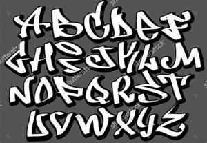 Graffiti Letter Templates by 10 Graffiti Letters Free Premium Templates