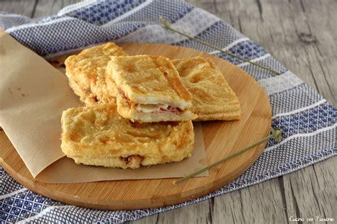 mozzarella in carrozza veneziana cicchetti veneziani tante ricette cucino per passione